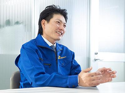 代表取締役社長 菊池 臣起